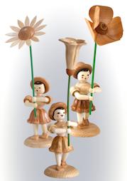 Blumenkinder, natur