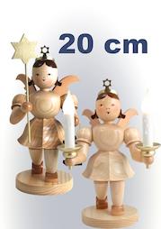 Mittelgroße Engel, 20 cm