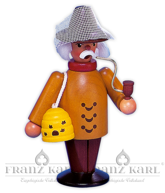 Räuchermann Imker - 14 cm