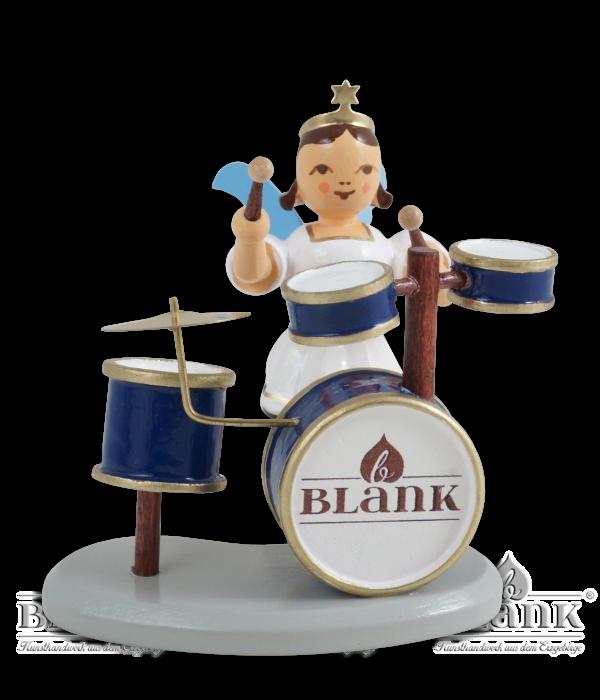 Kurzrockengel mit Schlagzeug, farbig