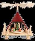 Pyramide Kinderweihnacht - 26 cm