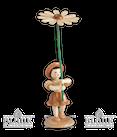 Blumenkind mit Margerite