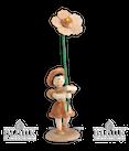 Blumenkind mit Christrose