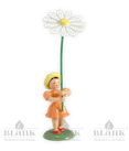 Blumenkind-Margerite,farbig