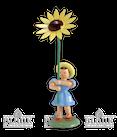 Blumenkind-Sonnenblume,farbig