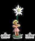 Blumenkind-Edelweiss, farbig Neuheit 2010