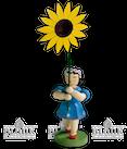 Blumenkind 20cm mit Sonnenblume