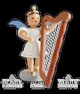 Harfe-Kurzrockengel,farbig