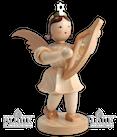 Engel 20 cm mit Leier