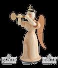 Trompete-Langrockengel