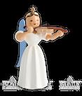 Violine-Langrockengel, farbig