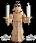 Langrockengel 20cm mit Kerzenhalter