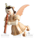 hanging angel with block flute